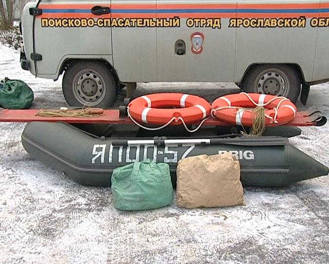 Новое водолазное оборудование для спасательных станций области