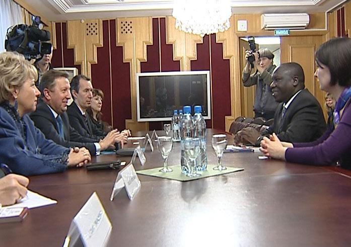 Развитие экономики между Россией и Кенией