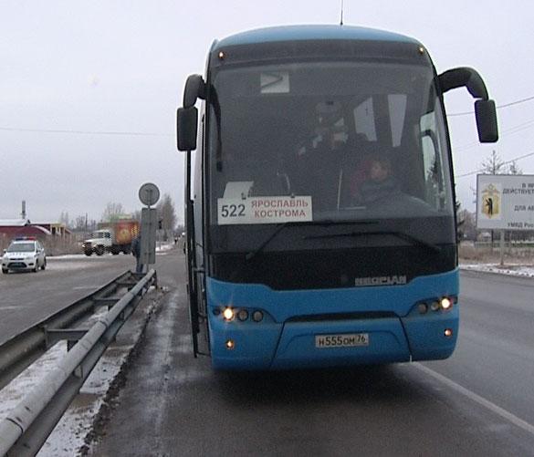 Пассажиры автобусов не пользуются ремнями безопастности