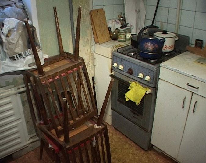 В квартире ветерана не могут доделать ремонт