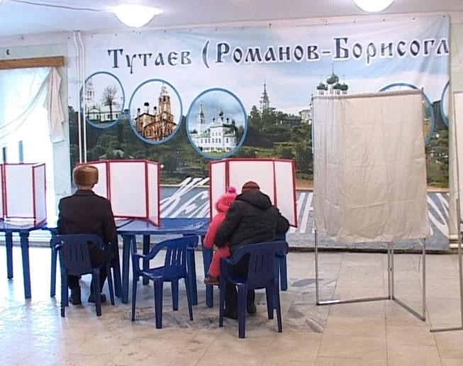 Как голосовали в Тутаеве