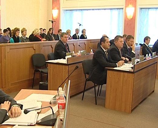 Утвердили бюджет Ярославля на 2012 год