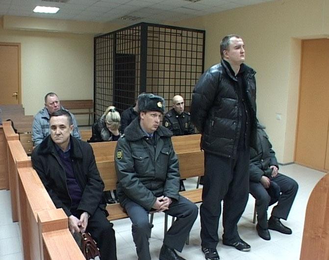 Приговор Александру Курушину