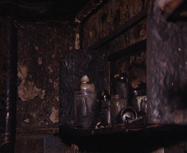 Пожар во фрунзенском районе в частном доме