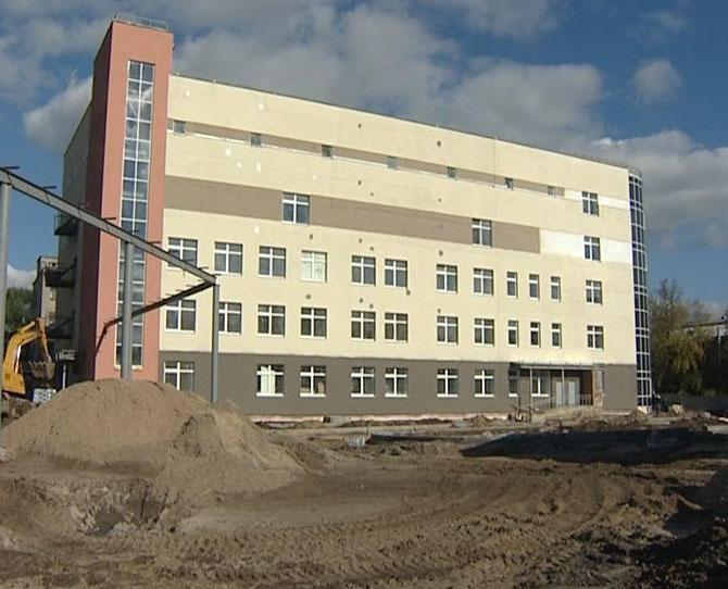 Отложили открытие нового корпуса Соловьевки
