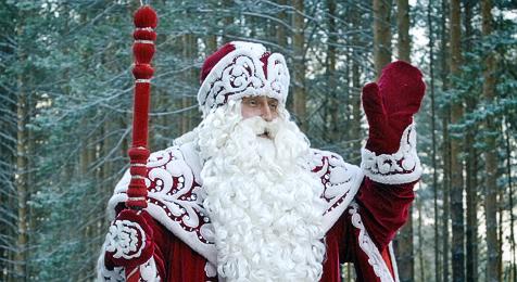 Дед Мороз может оказаться мошенником
