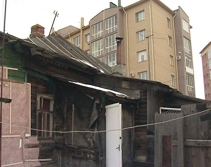 Дом рушится из-за соседней стройки