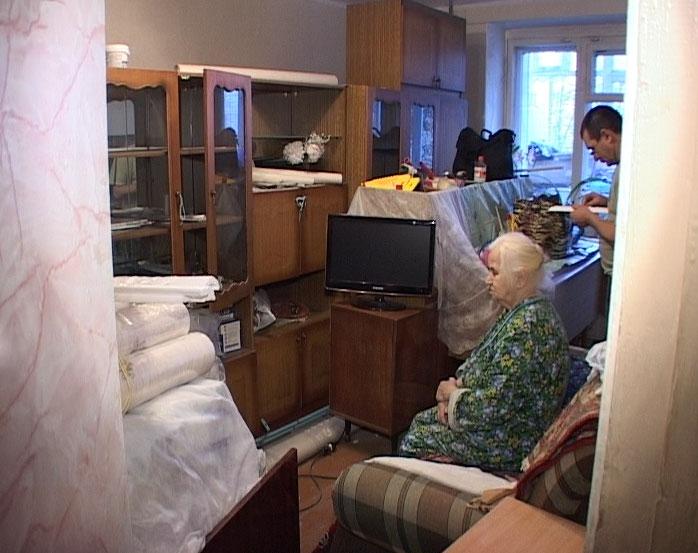 Разрешили проблему с ремонтом в квартире ветерана