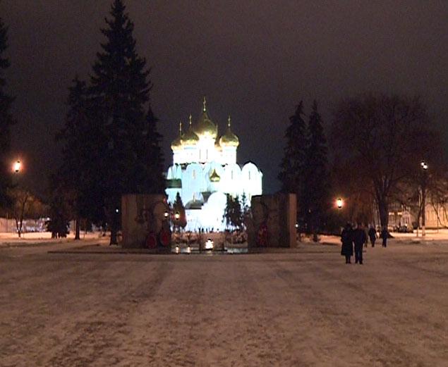 Как отпраздновали Рождество в Ярославле
