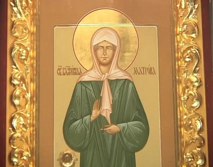 Мощи святой Матроны снова привезут в Ярославль