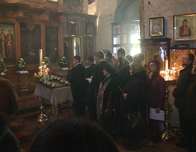 396 лет со дня смерти Иринарха Затворника