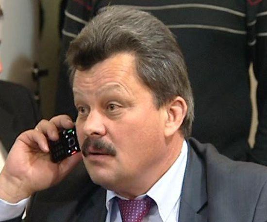 Губернатор предложил Охапкину уйти в отставку