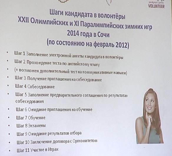 Ярославских волонтеров зовут на Олимпиаду в Сочи