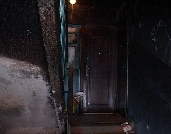 Пожар в доме по улице Урицкого