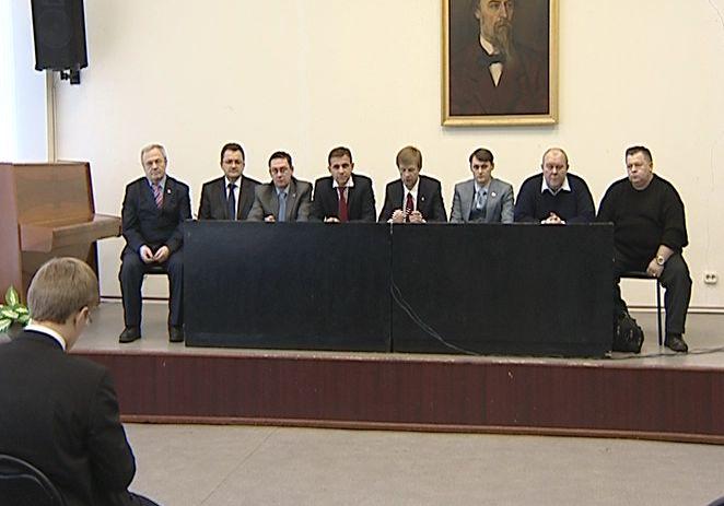 Команда Евгения Урлашова