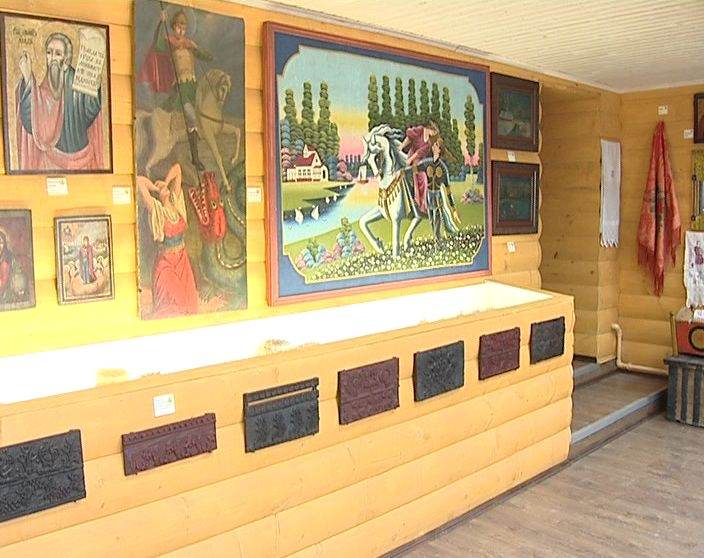 2 новых музея в Вятском