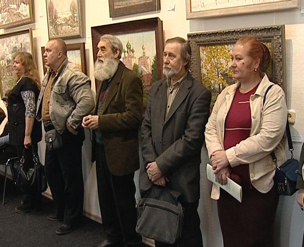 Работы ростовских художников Ярославле