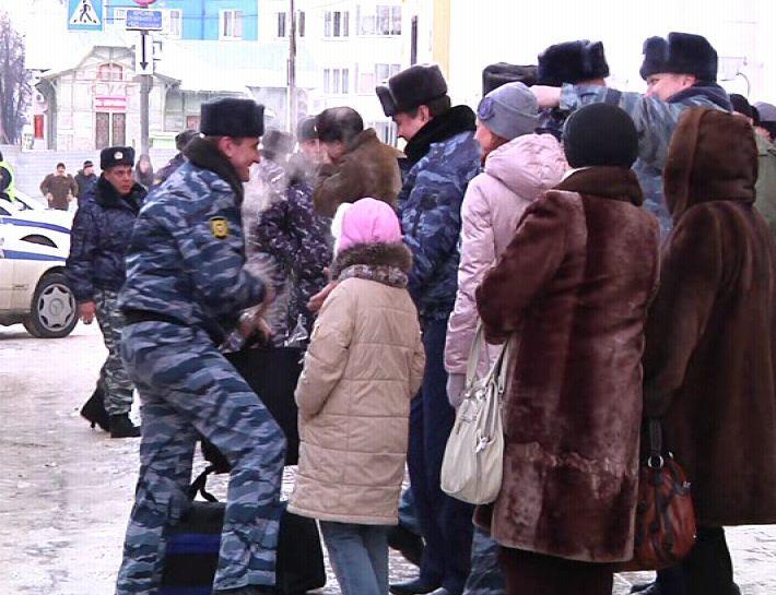 Ярославские полицейские вернулись с Северного Кавказа