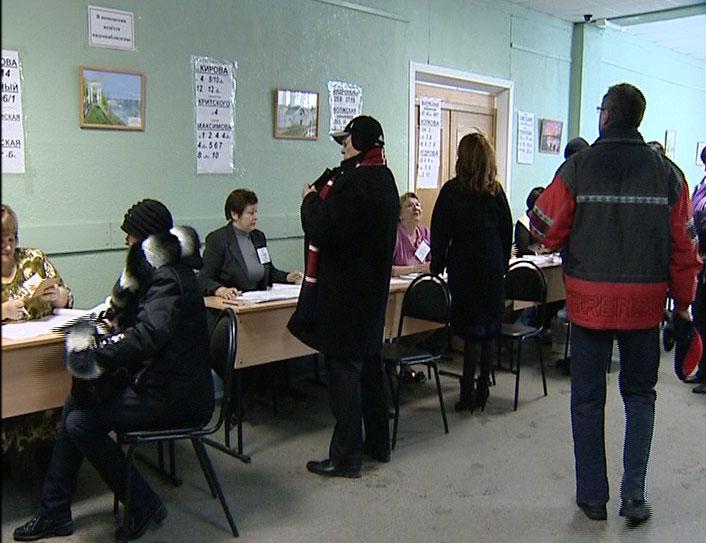 Нарушения на избирательных участках