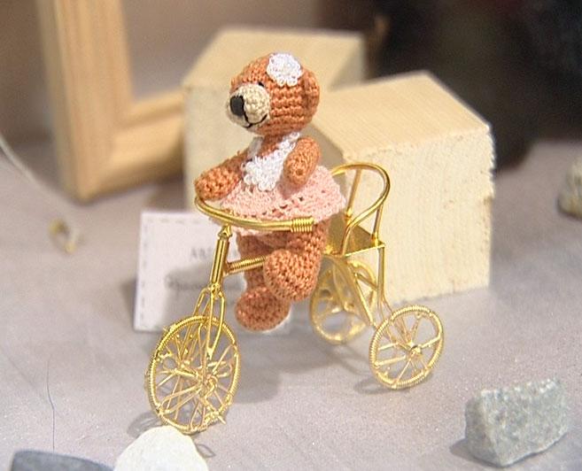 Выставка мишек Наталии Герасимовой