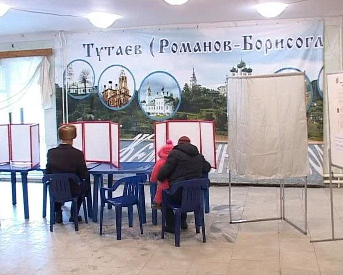 Второй тур выборов в районах