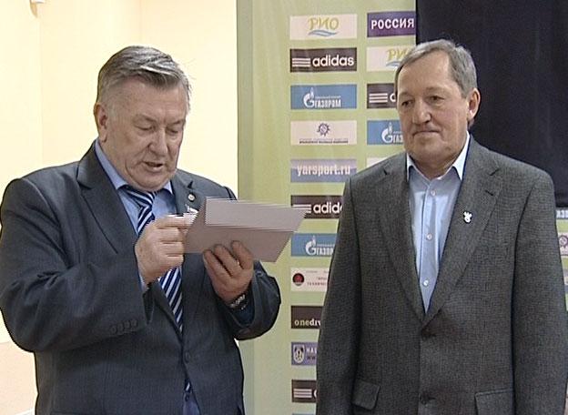 Юбилей Бориса Гаврилова
