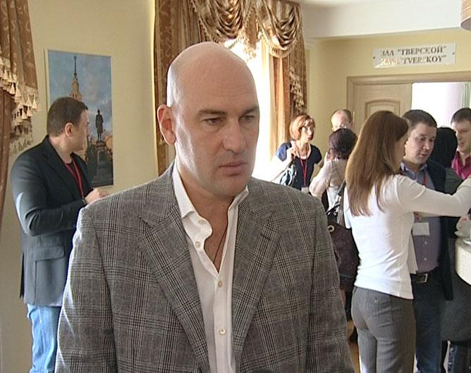 Бизнес-тренер Радислав Гандапас в Ярославле