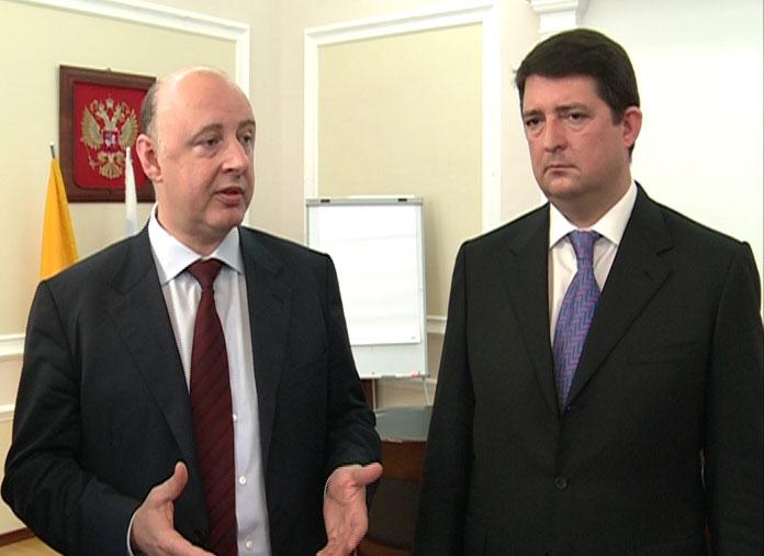 Вячеслав Блатов - заместитель мэра Ярославля