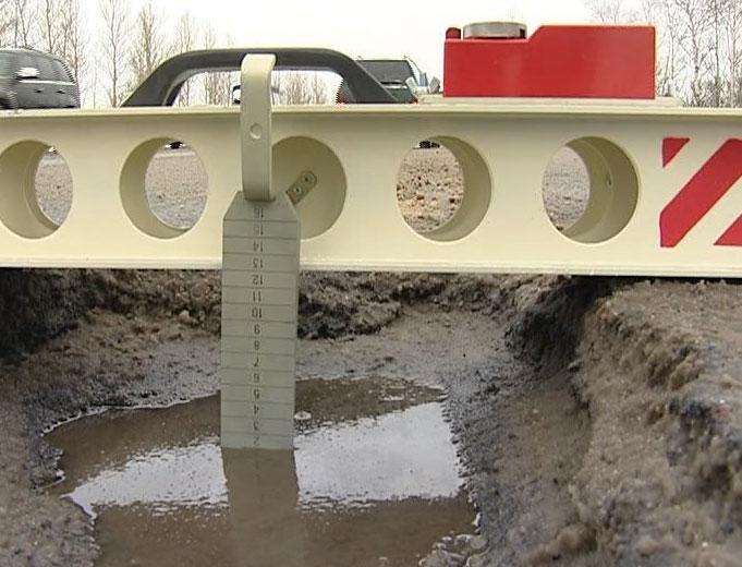 Удовлетворен иск о ремонте Юго-Западной окружной дороги