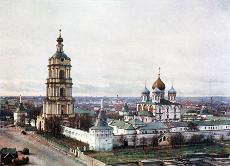 В Тутаеве отольют колокол для московского монастыря