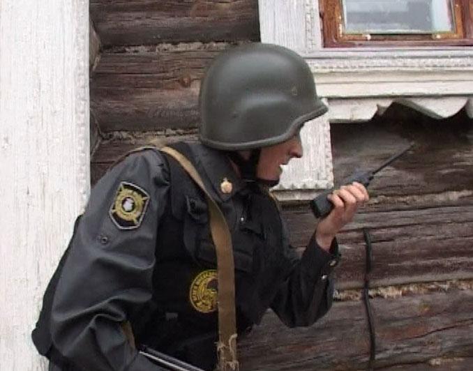 Учения Управления вневедомственной охраны