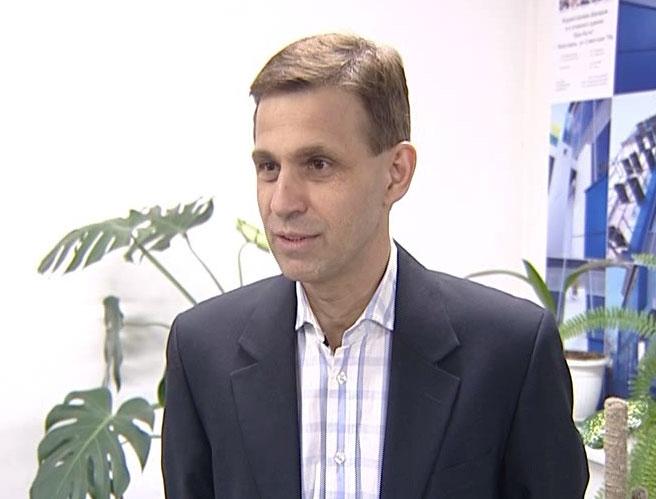 Олег Виноградов - заместитель мэра Ярославля