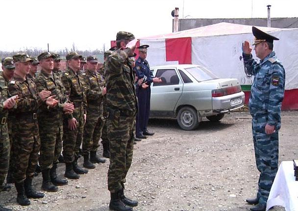 Николай Трифонов вернулся из командировки на Северный Кавказ