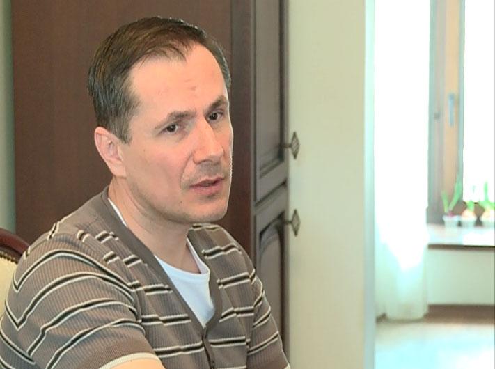Владимир Шепель. Интервью после освобождения.