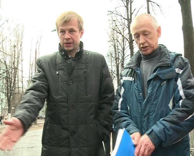 Евгений Урлашов о ситуации с дорогами