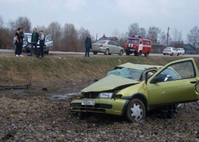ДТП на Костромской трассе