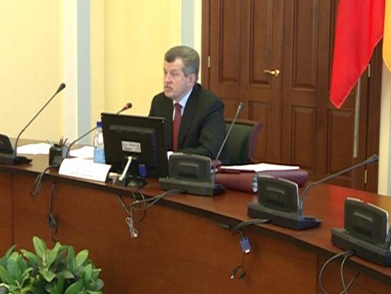 Сергей Вахруков подал в отставку