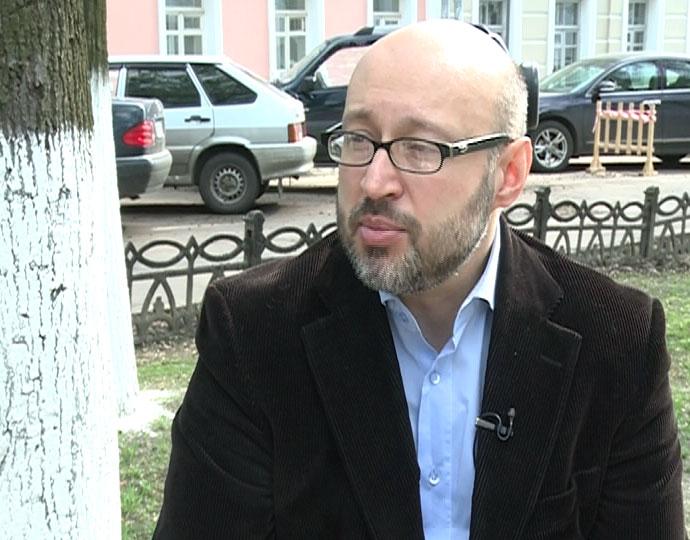 Юрий Григорян в Ярославле