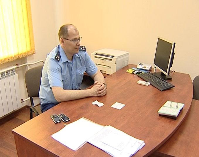 Андрей Ганцев: последний день в должности прокурора города