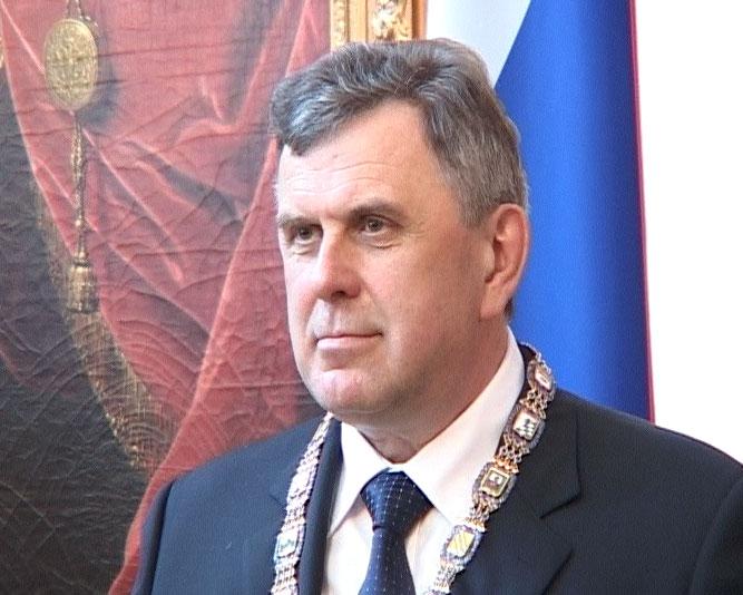 Инаугурация губернатора Ярославской области
