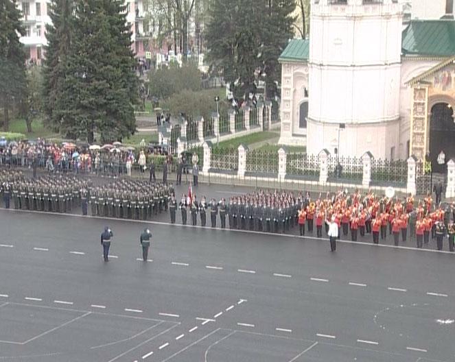 Отметили День Победы в Ярославле