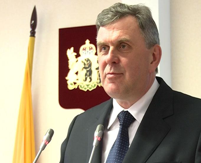 Сергей Ястребов внес в Думу поправки в Устав