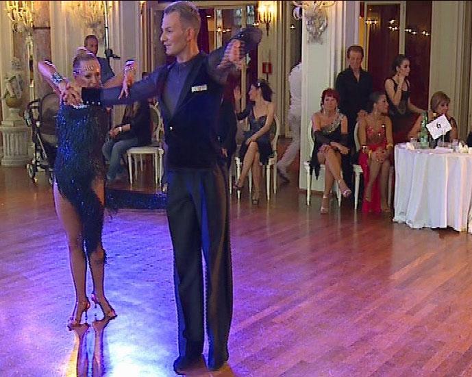 Ярославская школа танцев одержала победу в Италии