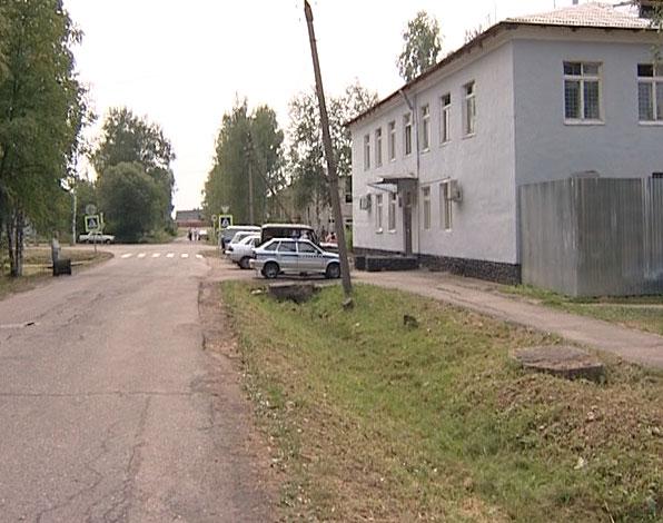Некоузском районе найдена бомба