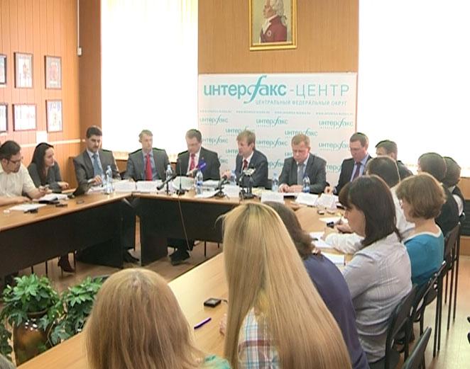 Первая пресс-конференция нового мэра Ярославля