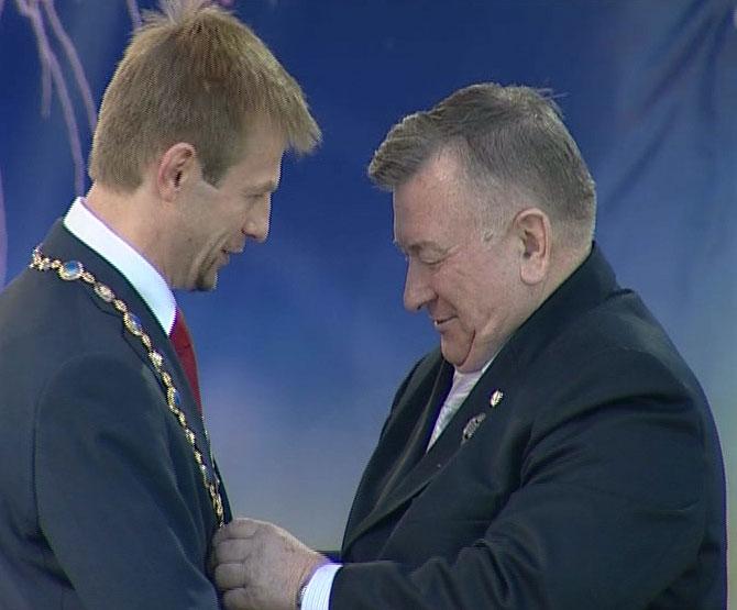 Инаугурация мэра Ярославля