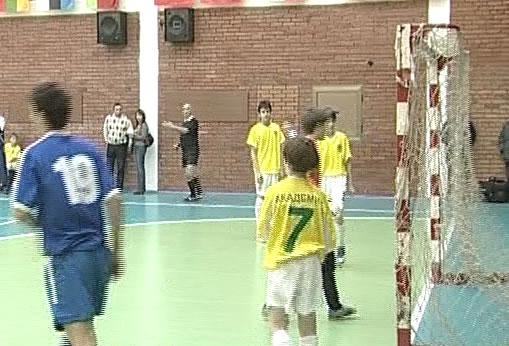 Турнир по мини-футболу памяти Григория Федотова