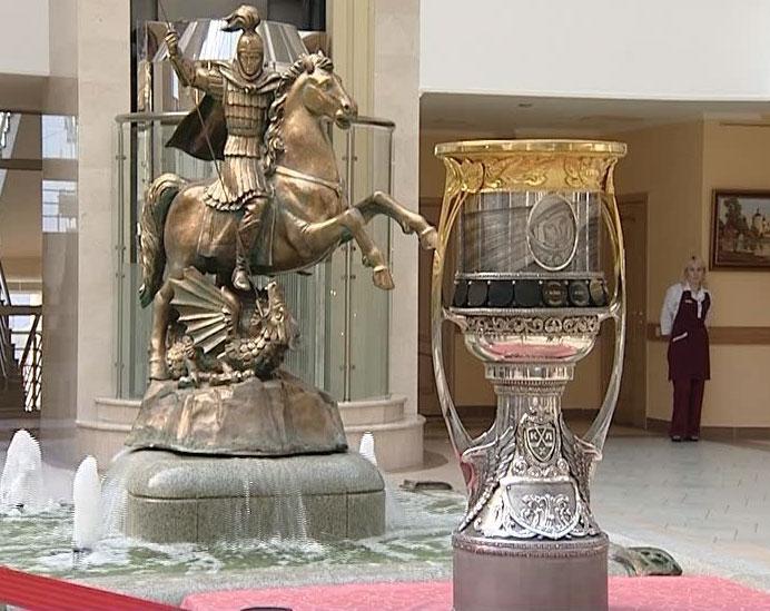 Кубок Гагарина в Ярославле