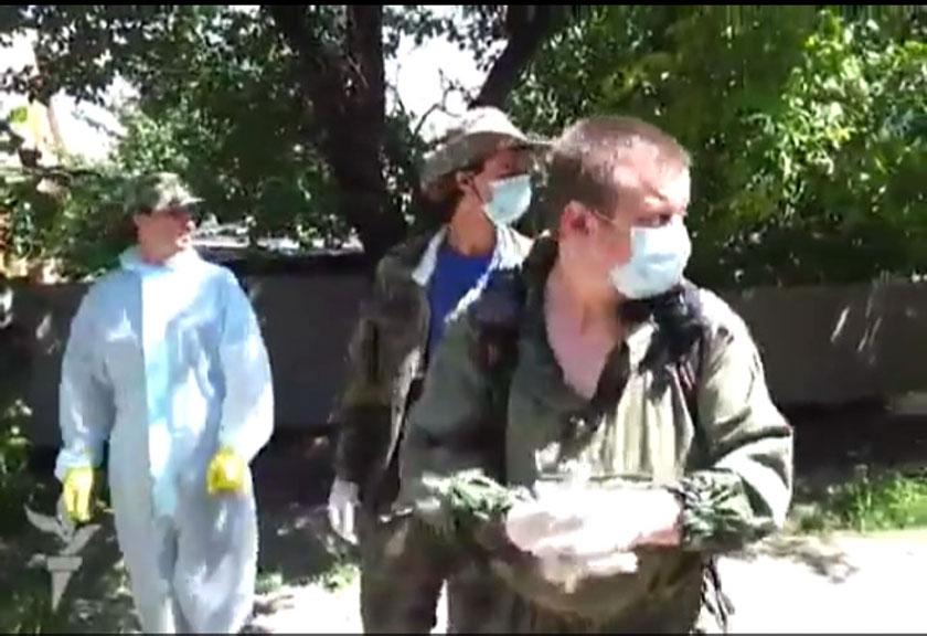 Ярославские волонтеры в Крымске