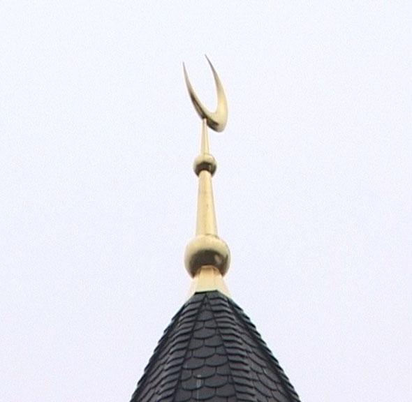 Диалог в мечети